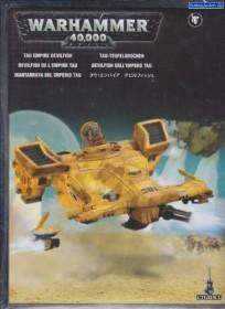 Games Workshop Warhammer 40.000 - T'au-Empire - TY7 Devilfish (99120113043)