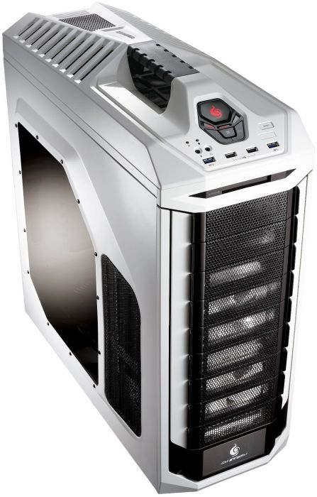 Cooler Master CM Storm Stryker with side panel window (SGC-5000W-KWN1-GP)