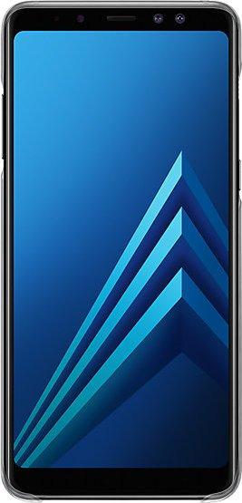 Samsung Clear Cover für Galaxy A8 (2018) transparent (EF-QA530CTEGWW)