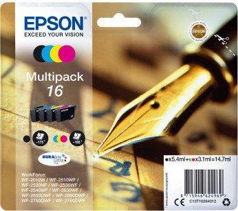 Epson 16 Tinte Multipack (C13T16264010)