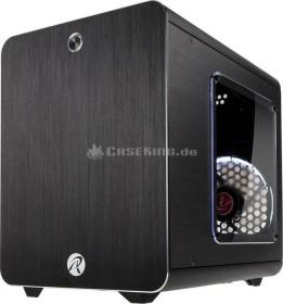 Raijintek Metis Plus black, acrylic window, Mini-ITX (0R200055)