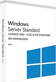 Microsoft Windows Server 2019 64Bit Standard OEM/DSP/SB, 16 Cores (deutsch) (PC) (P73-07790)