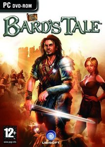 The Bard's Tale (German) (PC)