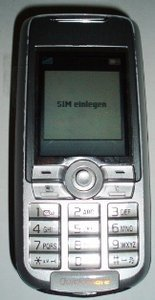 Cellway/Mobilcom Sony Ericsson K700i (various contracts) -- © bepixelung.org