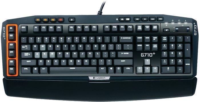 Logitech G710+, USB, DE (920-003888/920-005700)
