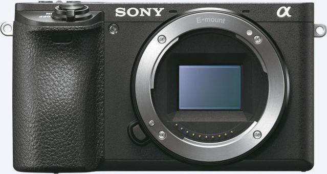 Sony Alpha 6500 schwarz Gehäuse (ILCE-6500B)