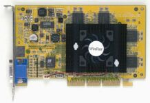 Leadtek WinFast Enhanced GeForce2 Pro, TV-out, 32MB DDR (5.5ns), Komputery Diagnostics, retail