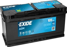 Exide AGM EK1050