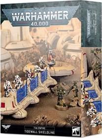 Games Workshop Warhammer 40.000 - T'au-Empire - Tidewall Shieldline (99120113048)