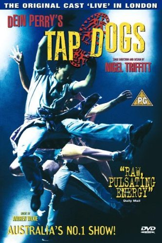 Tap Dogs -- via Amazon Partnerprogramm