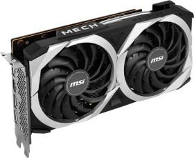 MSI Radeon RX 6600 Mech 2X 8G, 8GB GDDR6, HDMI, 3x DP (V502-035R)