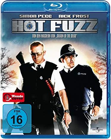 Hot Fuzz (Blu-ray) -- via Amazon Partnerprogramm