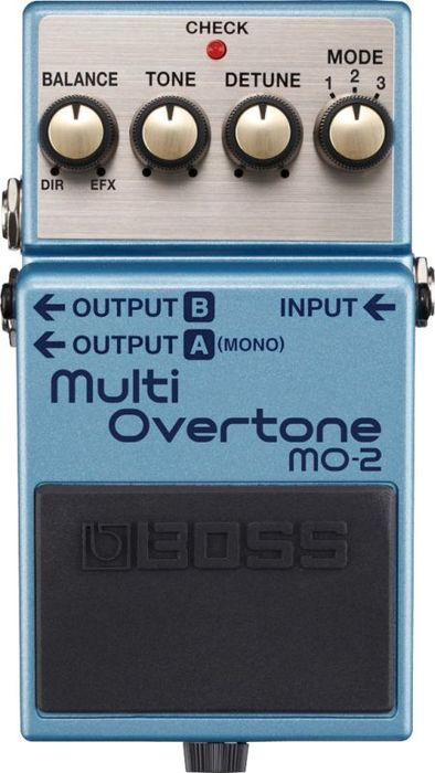 Boss MO-2 Multi Overtone Effect pedal