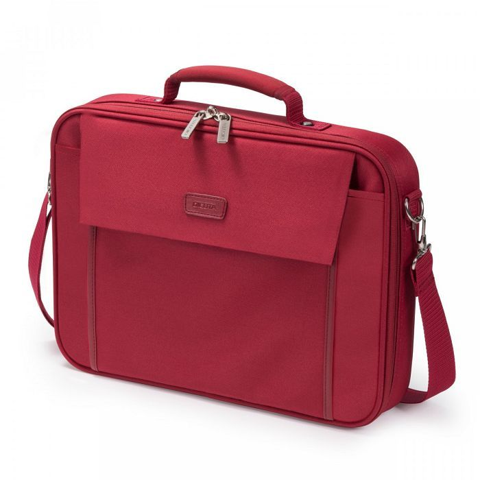 """Dicota Multi Base 15-17.3"""" carrying case red (D30917)"""