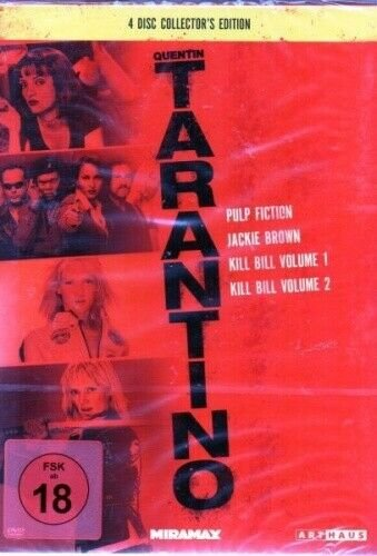 Tarantino Collection -- via Amazon Partnerprogramm