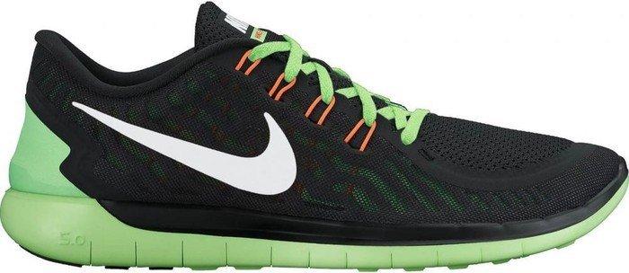 Nike Free 5.0 Schwarz Herren