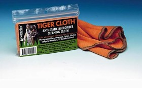 Kinetronics tiger Cloth ASC anti-static cloth (700001)