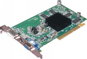 HIS Excalibur Radeon 9600, 128MB DDR, DVI, TV-out, AGP (R8K-11)