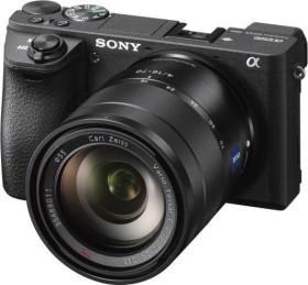 Sony Alpha 6500 schwarz mit Objektiv AF E 16-70mm 4.0 ZA OSS (ILCE-6500ZB)