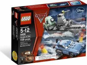 LEGO Cars - Flucht auf dem Wasser (8426)