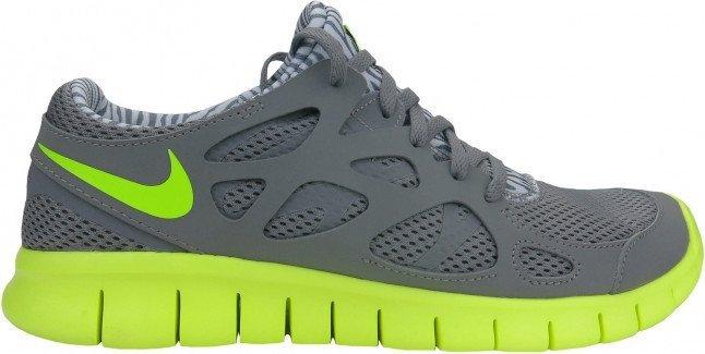 885e8bccd989 Nike Free Run 2 NSW grey volt (Herren) (540244-030)