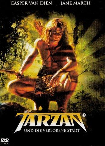Tarzan und die verlorene Stadt -- via Amazon Partnerprogramm