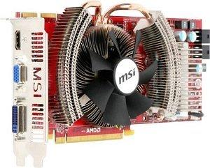 MSI R4870-MD1G, Radeon HD 4870, 1GB GDDR5, VGA, DVI, HDMI (V174-002R)