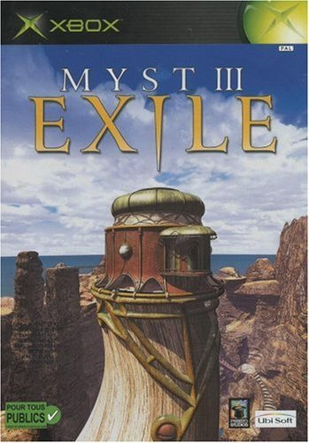 Myst 3: Exile (niemiecki) (Xbox) -- via Amazon Partnerprogramm