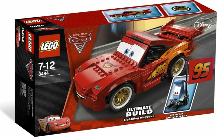 LEGO Cars - Lightning McQueen (8484) -- via Amazon Partnerprogramm