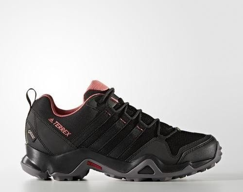 lowest price 59787 7030c adidas Terrex AX2R GTX core blacktactile pink (Damen) (BB1990)