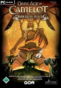 Dark Age of Camelot: Darkness Rising (add-on) (MMOG) (German) (PC)