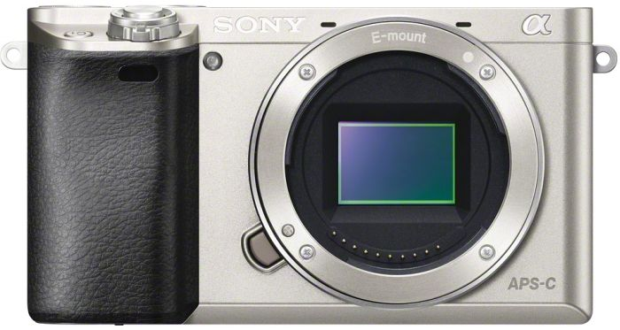 Sony Alpha 6000 silver case (ILCE-6000S)