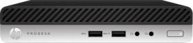 HP ProDesk 400 G4 DM, Core i5-8500T, 8GB RAM, 256GB SSD (4CZ90EA#ABD)