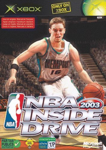 NBA Inside Drive 2003 (German) (Xbox) -- via Amazon Partnerprogramm