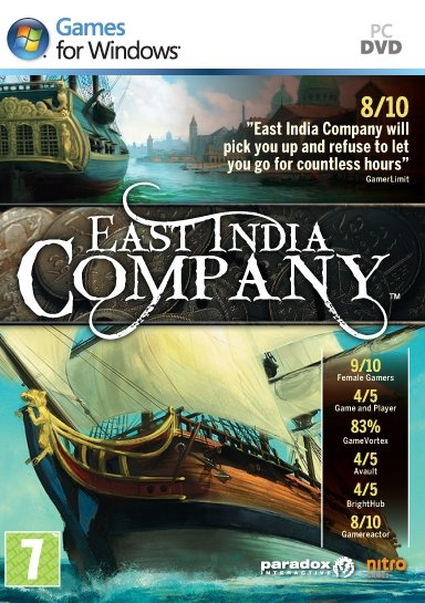 East India Company (englisch) (PC)