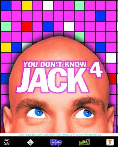 You Don't Know Jack 4 (German) (PC) -- via Amazon Partnerprogramm