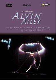 Alvin Ailey - An Evening with the Alvin Ailey American Dance Theatre (DVD)