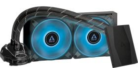 Arctic Liquid Freezer II 240 RGB, LED-Steuerung (ACFRE00099A)