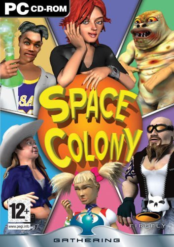 Space Colony (niemiecki) (PC) -- via Amazon Partnerprogramm