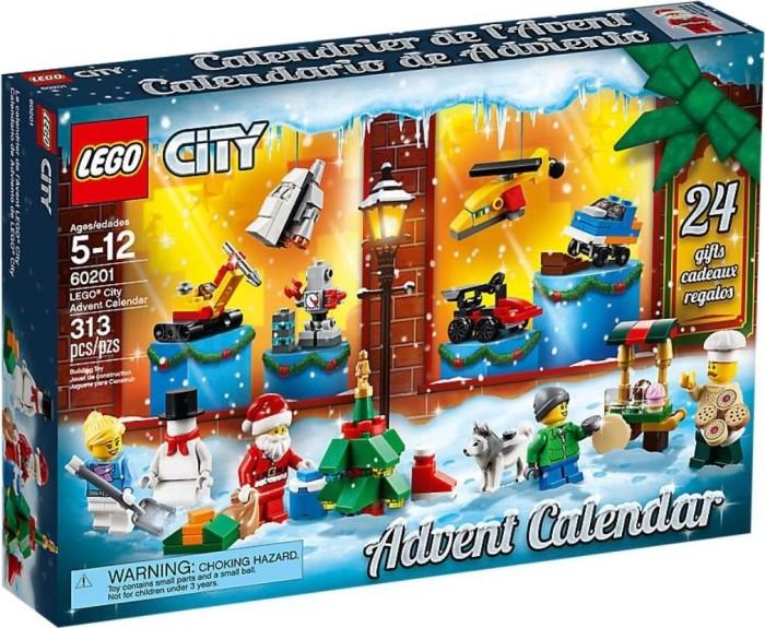 LEGO City - Advent Calendar 2018 (60201)