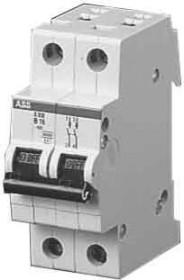 ABB Sicherungsautomat S200M, 2P, K, 10A (S202M-K10)