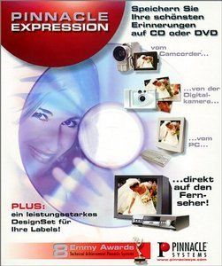Pinnacle Expression 2.x (PC)