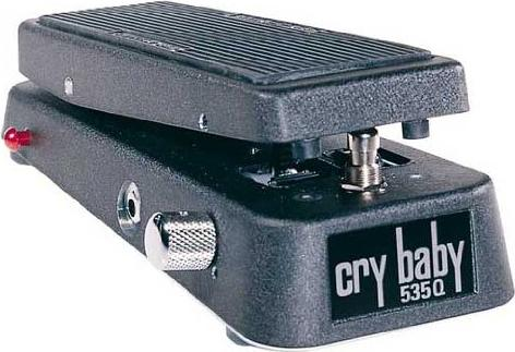 Dunlop 535Q Cry Baby Multi-Wah -- via Amazon Partnerprogramm