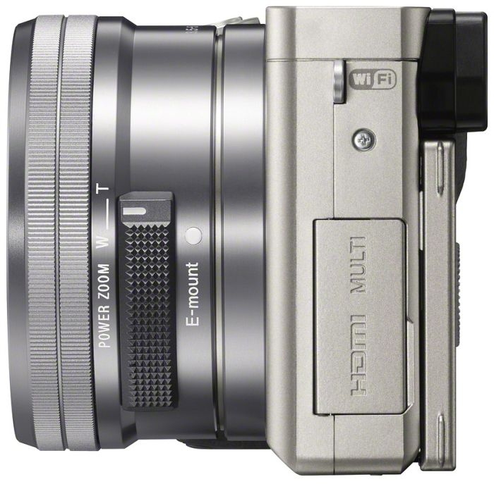 Sony Alpha 6000 silver with lens AF E 16-50mm 3.5-5.6 OSS PZ (ILCE-6000LS) starting from £ 479.00 (2019) | Skinflint Price Comparison UK
