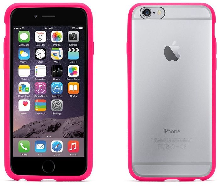 Griffin Reveal für Apple iPhone 6 rosa (GB39194)