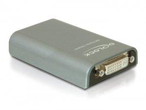 DeLOCK USB 2.0 on DVI adapter (61787)