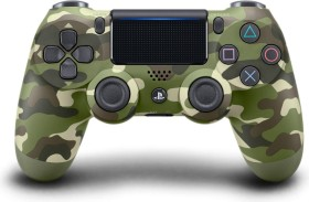 Sony DualShock 4 2.0 Controller wireless green camouflage (PS4)