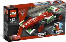 LEGO Cars - Francesco Ultimatives Modell (8678)