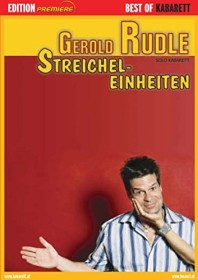 Gerold Rudle - Streicheleinheiten (DVD)