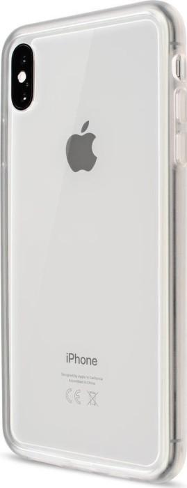 Artwizz Bumper + SecondBack für Apple iPhone XS Max transparent (4419-2452)